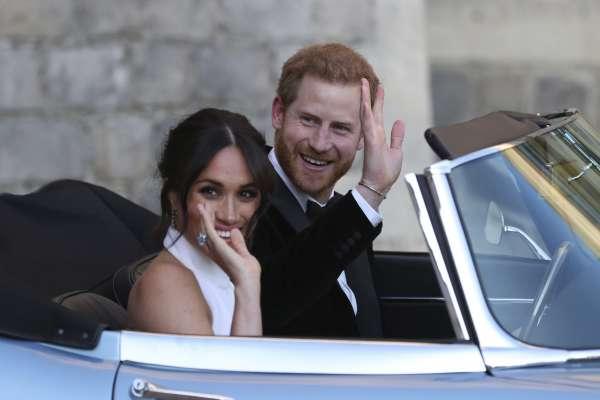 英國王室家變》哈利與梅根全面退出王室職務、不再使用「殿下」頭銜、不再受納稅人供養!