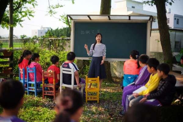 打破傳統制約 黑松綠+校園計畫導入Eco-Schools模式 桃園小學打造「沒有圍牆」的教室
