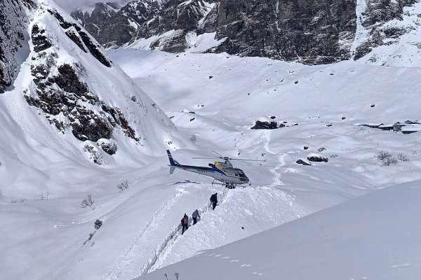 世界第十高峰「安納布爾納峰」雪崩》惡劣天候阻搜救工作,7人至今下落不明「狀況不樂觀」
