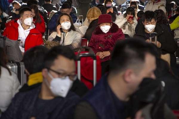 華爾街日報》新冠肺炎疫情蔓延刺激,口罩醫藥類股大漲、旅遊業重挫