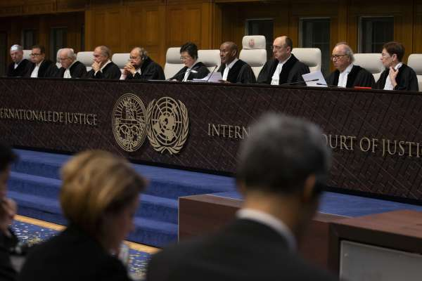 秒打臉!翁山蘇姬稱羅興亞人「誇大」受虐事蹟 國際法院下令:緬甸須立即阻止種族滅絕