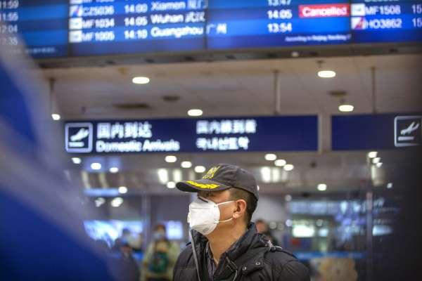 肺炎疫情擴散》中國武漢全面封城 法國考慮派巴士撤僑