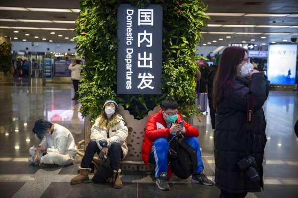吳祚來專欄:大陸大疫難,台灣迎來黃金二十年?