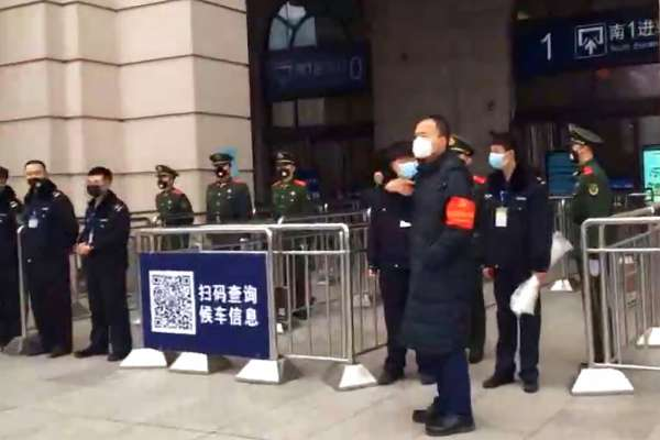 新冠肺炎持續蔓延 4月前中國全部體育賽事暫停舉行