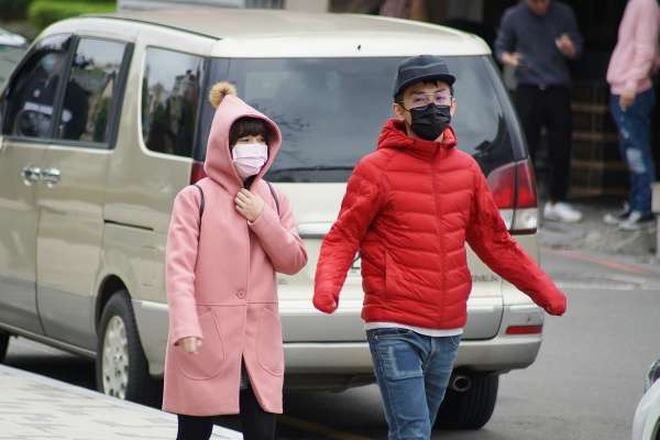 吳典蓉專欄:為口罩吵不停,台灣人到底在意什麼?