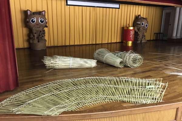 台灣燈會「里山禾樂燈區」 重現傳統捕魚工具「魚筌」