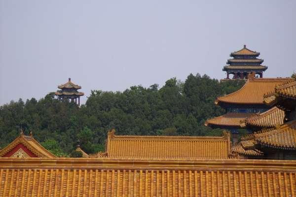 蘇曉康專文:明清猶在─大高玄殿三座門,見了就來氣