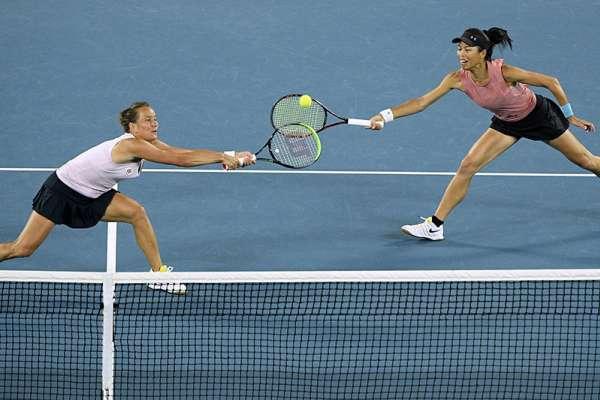 網球》澳網女雙惜敗獲亞軍 謝淑薇依舊下週重返世界女雙第一