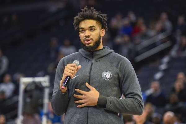 NBA》不滿成西區明星賽遺珠 唐斯狠酸:我入選了那才讓人驚訝呢!