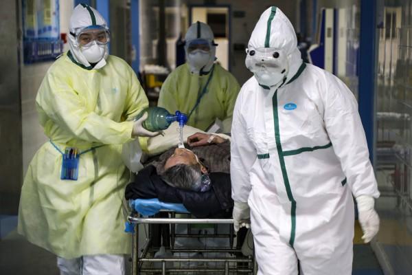 觀點投書:武漢肺疫情蔓延正是制憲正名的時機