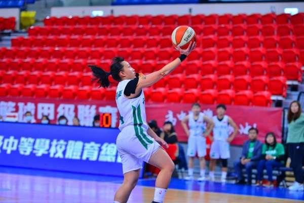 HBL》沒有觀眾影響到比賽節奏 北一女教練駱燕萍:球員過度興奮