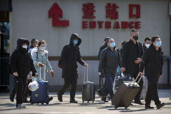 華爾街日報》春節不返鄉?中國疫情升至半年來最嚴重,重新實施局部封鎖