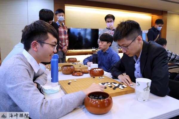 圍棋界業餘天王賴宥丞7段 勇闖名人冠軍賽本賽32強!