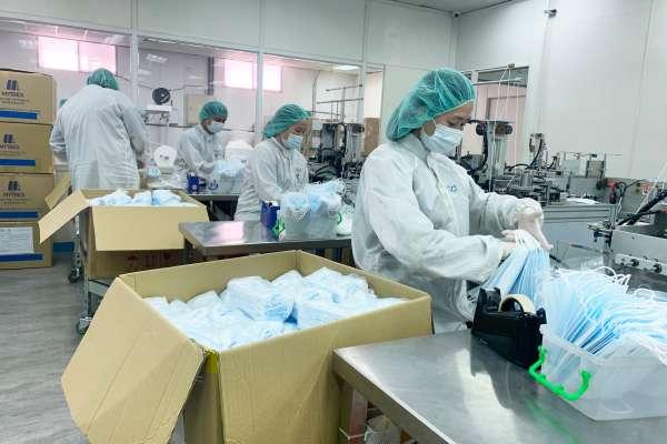 口罩禁令宣布將解除,廠商訂購專線馬上被打爆!中衛:有客戶一次訂數十萬盒