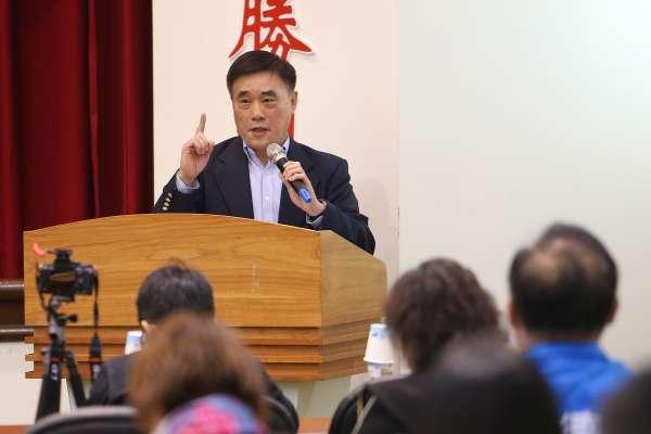 「罷韓增加武漢肺炎社區感染機會」 郝龍斌:防疫就不該政治鬥爭