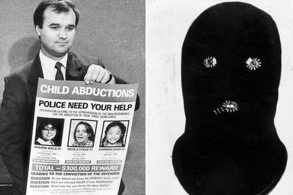 綁票強姦4名女童,13歲華人小孩成一堆白骨!澳洲變態殺手「Mr. Cruel」高智商犯罪至今抓不到