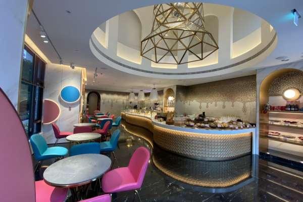 H2O Hotel水京棧國際酒店 甜點烘焙坊Picasso-H2O Bakery甜蜜來襲