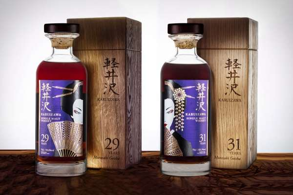 威士忌投資法則(三):關廠絕版的輕井澤威士忌是不敗明牌?他家的這種產品買了一定後悔!