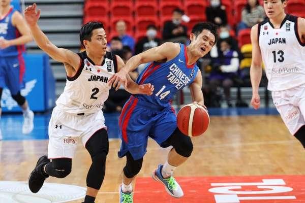 亞洲盃資格賽》第三節攻守失序成轉捩點 中華隊遭日本血洗39分