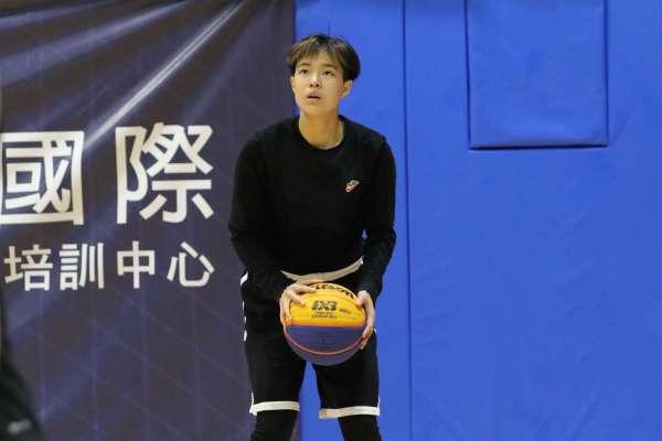 籃球》錢薇娟領軍旅外球員助陣 中華女籃挑戰首次3x3奧運資格賽
