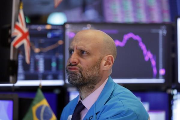 歐美股市殺聲隆隆!小道瓊暴跌600點…這次又是什麼「鬼故事」?