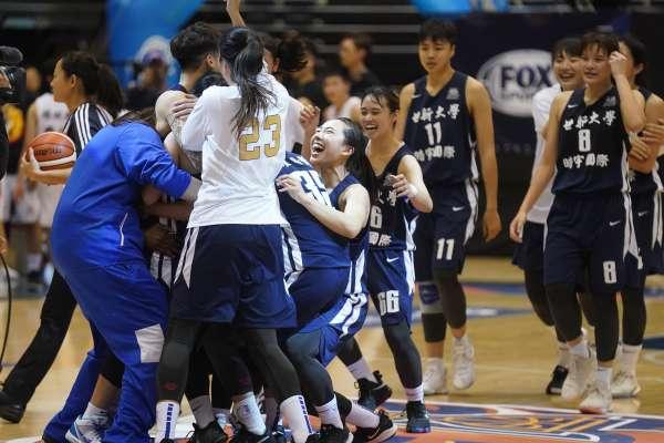 UBA》當家中鋒林蝶23分37籃板 世新三度延長擊敗佛光挺進冠軍賽