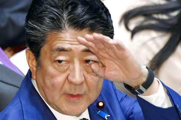今年七月,可能看不到東京奧運了......安倍終於鬆口:不可能取消,但可以延期