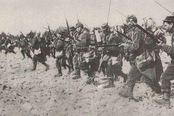 林挺生觀點:被遺忘的戰役,1914年洛林—孚日的血腥殺戮