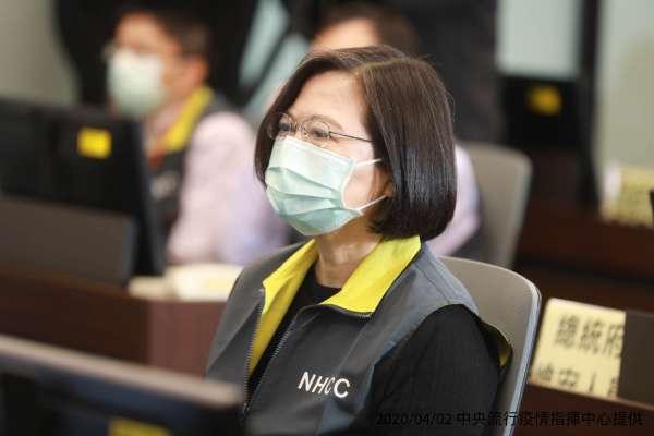 觀點投書:蔡總統,請不要無視排隊買口罩的長者們