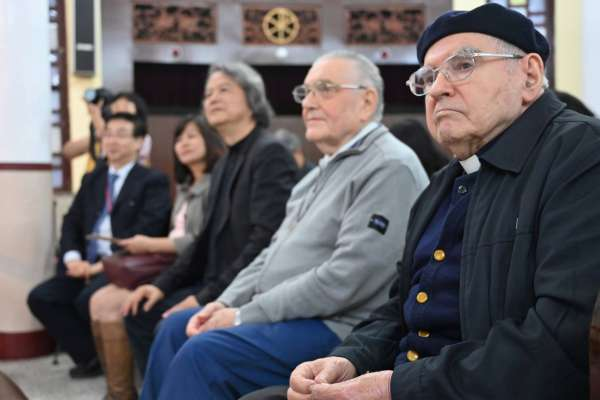 台灣人不願意做的,他們都做了!除了呂若瑟,這些義大利神父也為台灣奉獻一生
