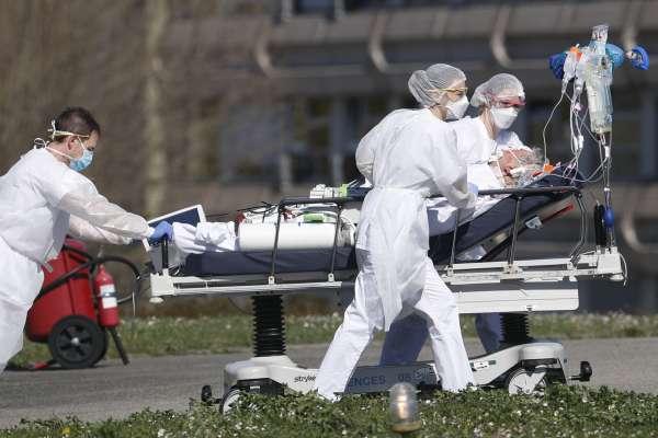 疫情悲歌!死亡人數正式破萬 法國政府警告:最高峰尚未到來