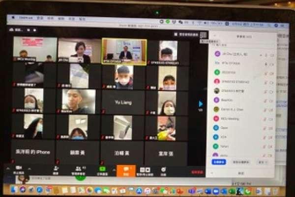 香港基金教父攜手銘傳金融科技引進國際證照