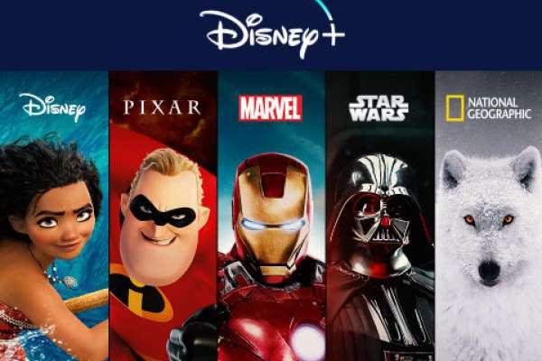 漫威、星戰、皮克斯都在Disney+任你看,5個月追平Netflix 7年用戶數,迪士尼下一步?
