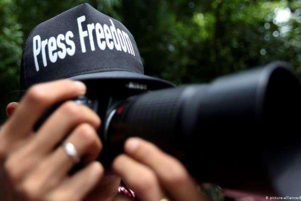世界新聞自由日》新冠病毒大流行讓我們更需要記者的聲音