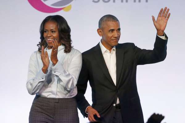 歐巴馬退休後竟要進軍娛樂圈?美國前第一家庭推獨家「廣播節目」,前第一夫人親自主持!