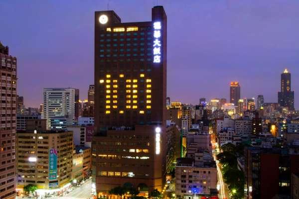 後疫時期振興經濟  高市旅館齊心亮燈拚觀光