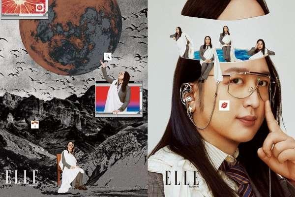 天才到KTV都點什麼歌?相不相信有外星人?ELLE雜誌專訪唐鳳,讓你再次見證她的魅力與智慧