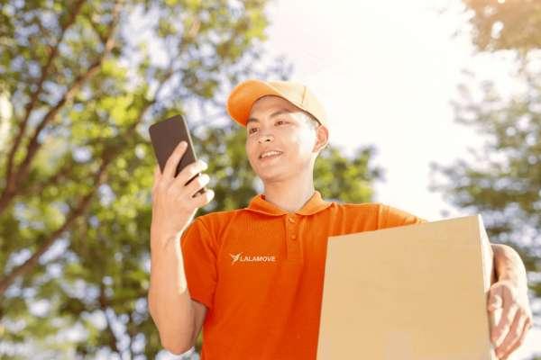 看準疫後市場商機推促銷  物流平台Lalamove攜手中小企業拚經濟