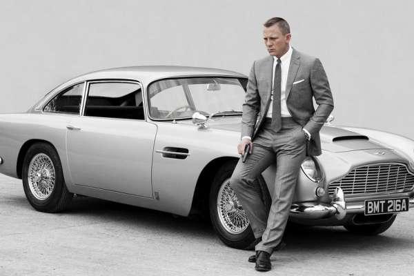 想擁有龐德愛車?首先口袋要夠深,Aston Martin DB5限量復刻售價逾1億