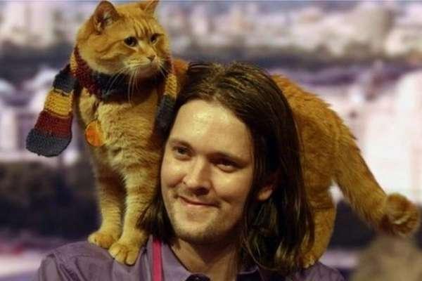 為何一隻街貓過世會讓全球都震驚哀傷?BBC揭他們相遇以來相互扶持的感人故事