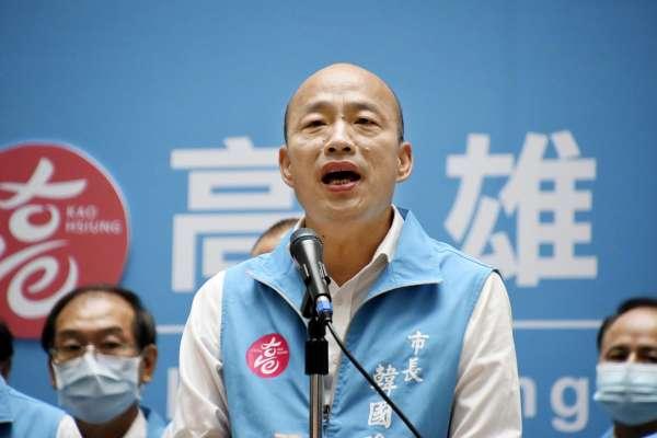 論文案恐讓江啟臣下台?他:韓國瑜可能出來選黨主席,且一定當選