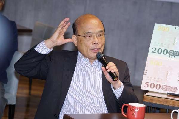 蘇貞昌宣布:全國中小學教室全面裝冷氣 2年內完成承諾