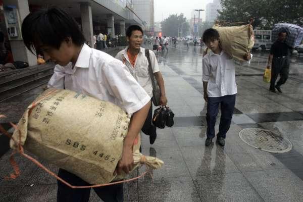 華爾街日報》回到農村——中國開啟人口遷徙新紀元