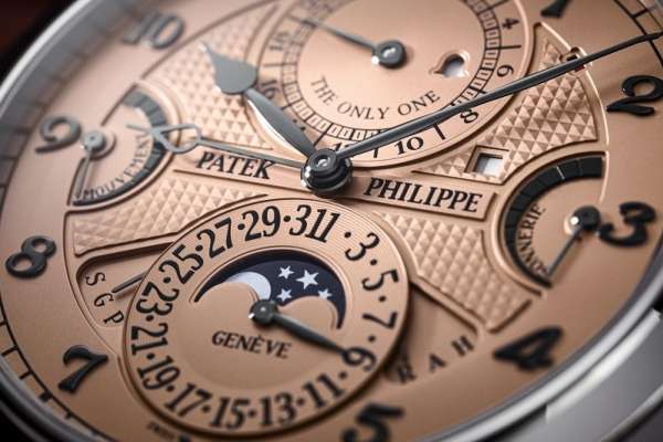 一款錶賣1000萬算貴?有錢人的世界跟你想的不一樣:這「一支錶」要價10億台幣!