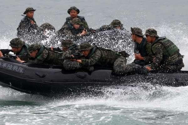 漢光前夕陸戰隊橡皮艇驚傳翻覆 近年漢光演習期間重大意外一次看