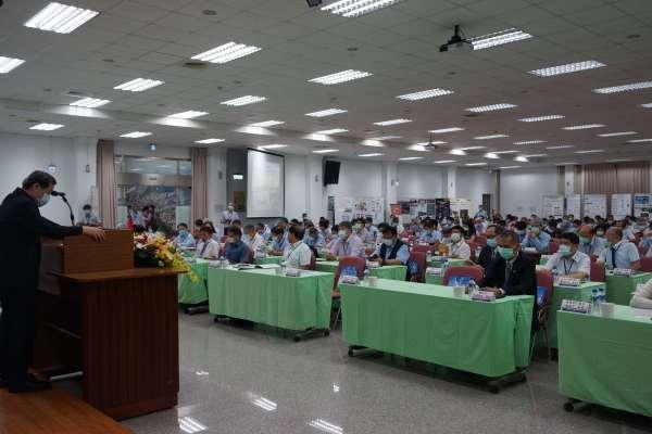 中油石化工安週 首結合安全衛生觀摩研討會