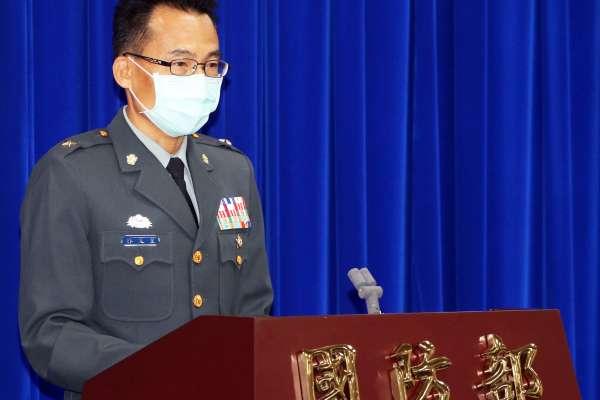 吳怡農臉書抨擊漢光演習是最大場的表演 國防部反擊:不實言論傷害官兵努力
