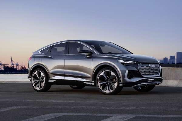 Audi新電動車全球耀眼亮相  宣示車壇新紀元的到來