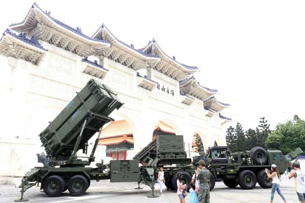 美批准對台「愛國者飛彈延壽」案  翻修我現役444枚飛彈、確保維持30年壽期