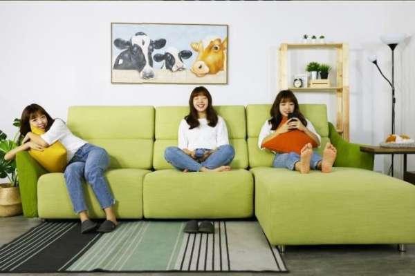 沙發產售一條龍 安心放鬆又自在